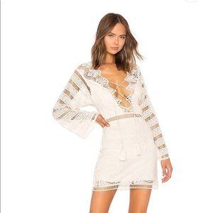 Jen's Pirate Booty Isabella Crochet Dress XS